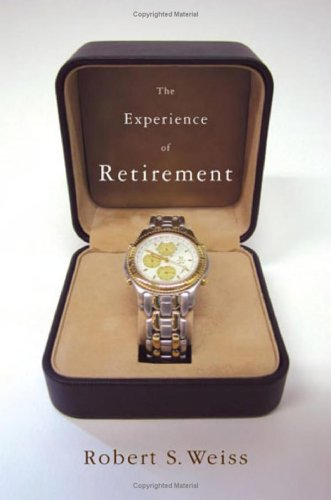 Experience of Retirement   2005 edition cover