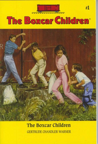Boxcar Children   1989 (Reprint) 9780807508527 Front Cover