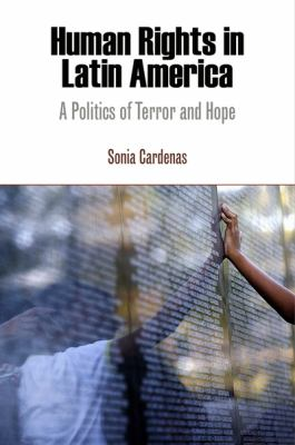 Human Rights in Latin America A Politics of Terror and Hope  2010 edition cover