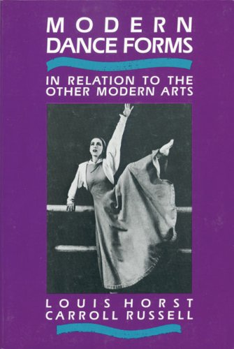 Modern Dance Forms In Relation to the Other Modern Arts Reprint  edition cover