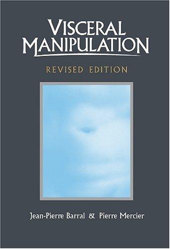 Visceral Manipulation  2005 (Revised) edition cover