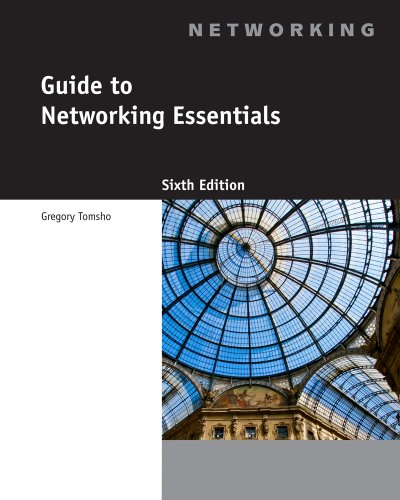 Guide to Networking Essentials  6th 2011 edition cover