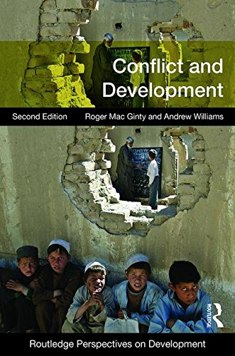 Conflict and Development  2nd 2016 (Revised) 9781138887527 Front Cover