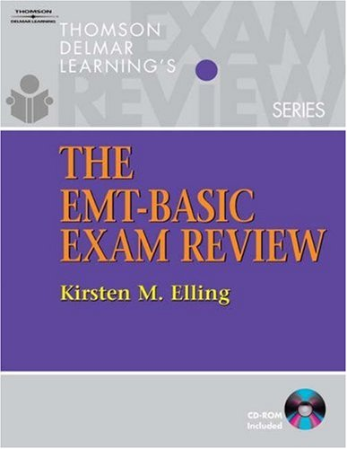 EMT-Basic Exam Review   2006 9781401891527 Front Cover
