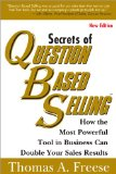 Secrets of Question-Based Selling  2nd 2013 (Revised) edition cover