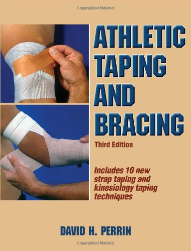 Athletic Taping and Bracing  3rd 2012 edition cover