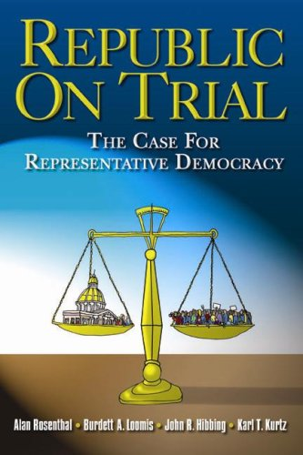 Republic on Trial The Case for Representative Democracy  2002 (Revised) edition cover