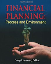 Financial Planning Process and Environment, Fourth Edition 4th 2011 (Revised) edition cover