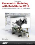Parametric Modeling with SolidWorks 2014  N/A edition cover