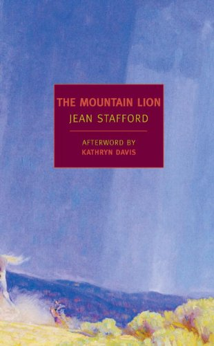 Mountain Lion   2010 edition cover