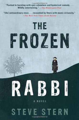 Frozen Rabbi   2012 edition cover