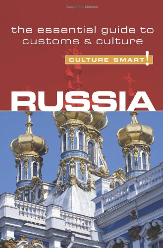 Russia The Essential Guide to Customs and Culture  2008 9781857333527 Front Cover