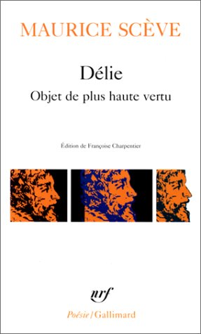Delie 1st edition cover