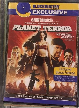 Planet Terror System.Collections.Generic.List`1[System.String] artwork