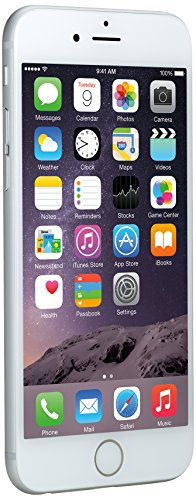 Apple iPhone 6 - 64GB - Silver (AT&T) product image