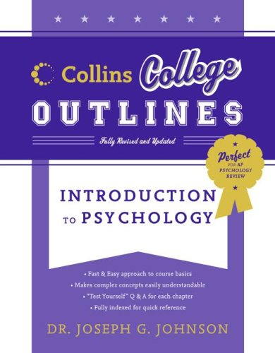 Introduction to Psychology  2nd 2006 9780060881528 Front Cover