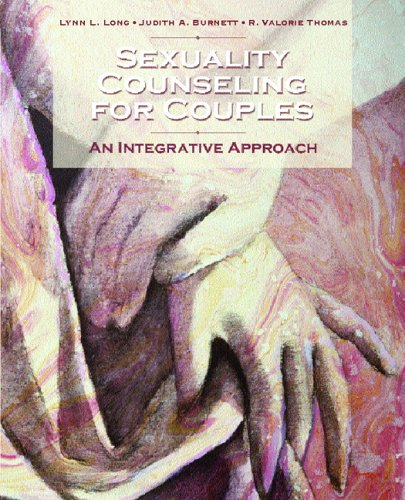 Sexuality Counseling An Integrative Approach  2006 edition cover