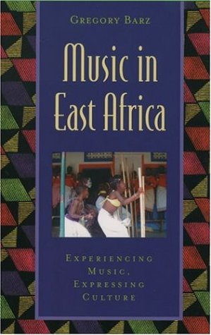Music in East Africa Experiencing Music, Expressing Culture  2004 edition cover