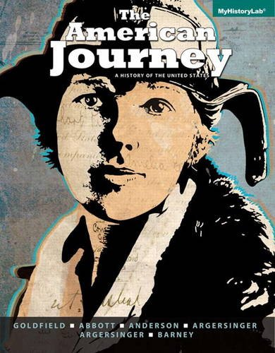 American Journey  7th 2014 edition cover