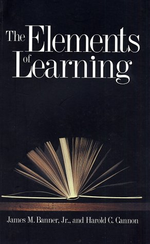 Elements of Learning   2001 edition cover