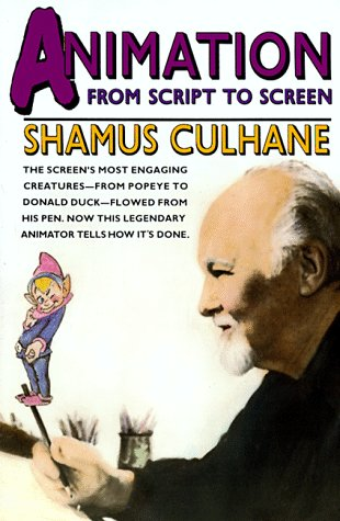 Animation From Script to Screen 6th (Revised) edition cover
