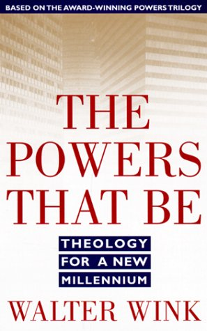 Powers That Be  N/A edition cover