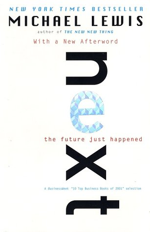 Next The Future Just Happened N/A 9780393323528 Front Cover
