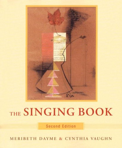 Singing Book  2nd 2008 edition cover