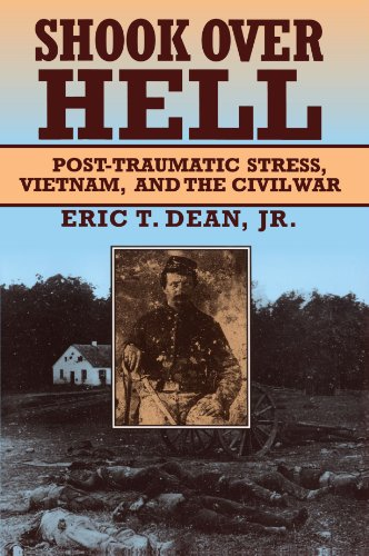 Shook over Hell Post-Traumatic Stress, Vietnam, and the Civil War  1997 edition cover