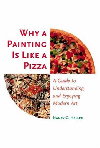 Why a Painting Is Like a Pizza A Guide to Understanding and Enjoying Modern Art  2003 edition cover