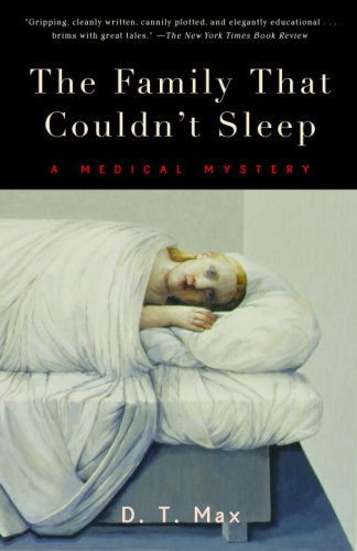 Family That Couldn't Sleep A Medical Mystery N/A edition cover