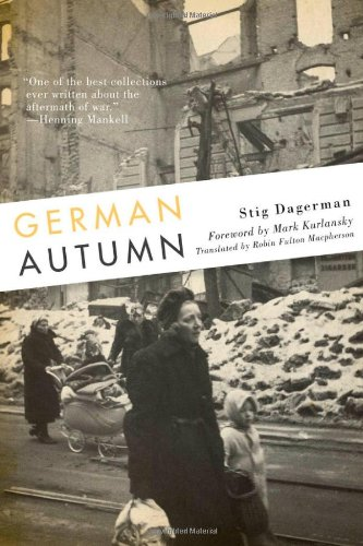 German Autumn   2011 edition cover