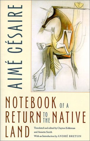 Notebook of a Return to the Native Land   2001 edition cover