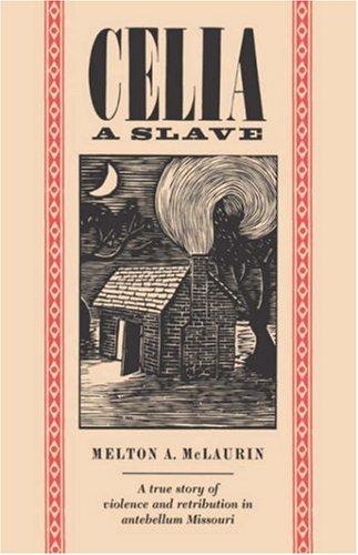 Celia, a Slave   1991 edition cover