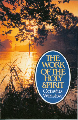 Work of the Holy Spirit  1972 (Reprint) edition cover