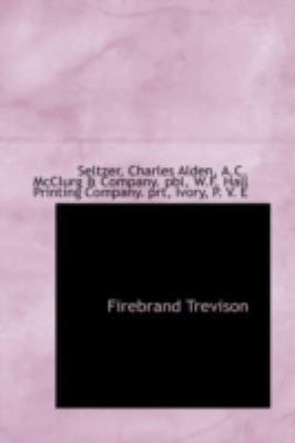 Firebrand Trevison  N/A 9781113197528 Front Cover