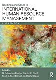 Readings and Cases in International Human Resource Management 6th Edition 6th 2017 (Revised) 9781138950528 Front Cover