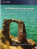 Professional Review Guide for CCS Exam, 2014 Edition (Book Only)   2015 9781285735528 Front Cover