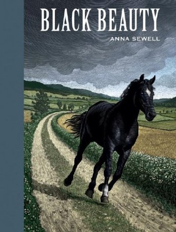 Black Beauty   2004 edition cover
