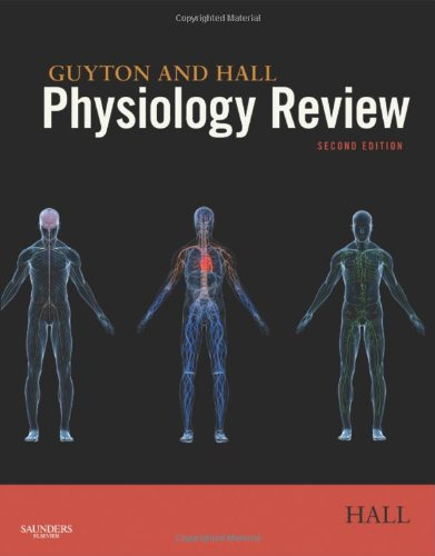 Guyton and Hall Physiology Review  2nd 2011 9781416054528 Front Cover