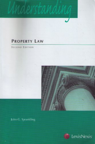 Understanding Property Law N/A edition cover
