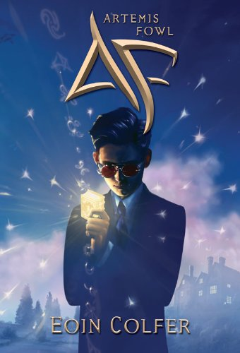 Artemis Fowl  Revised  edition cover