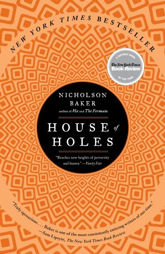 House of Holes  N/A edition cover