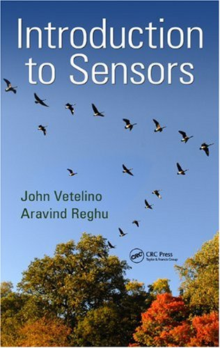Introduction to Sensors   2010 edition cover