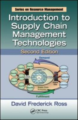 Introduction to Supply Chain Management Technologies  2nd 2010 (Revised) edition cover