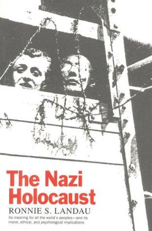 Nazi Holocaust  N/A edition cover