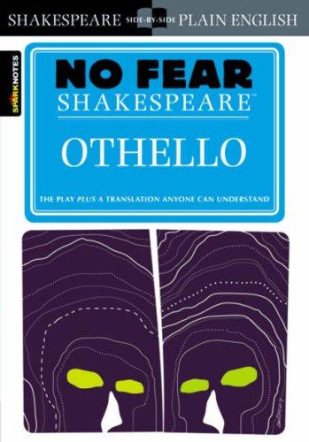 No Fear Shakespeare Othello  2003 edition cover