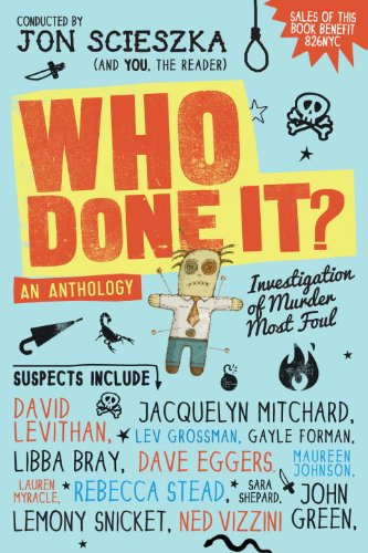 Who Done It?   2013 edition cover