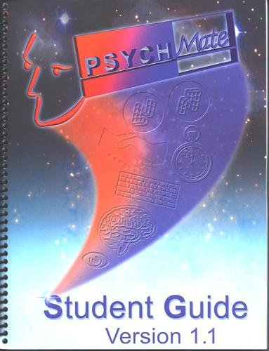 PsychMate Student Guide, Version 2.0  N/A edition cover