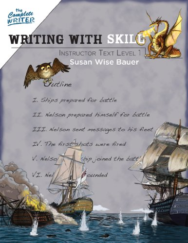 Complete Writer: Writing with Skill Instructor Text Level 1   2012 9781933339528 Front Cover